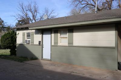 Lubbock TX Rental For Rent: $700