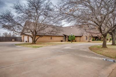 Olton TX Single Family Home For Sale: $236,000