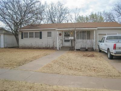 Lubbock County Single Family Home For Sale: 4507 46th Street