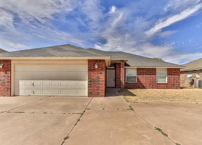 Lubbock Single Family Home For Sale: 1006 Pontiac Avenue