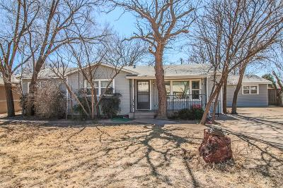 Lubbock Single Family Home For Sale: 5319 25th Street