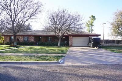 Wolfforth Single Family Home For Sale: 39 Bennett Circle