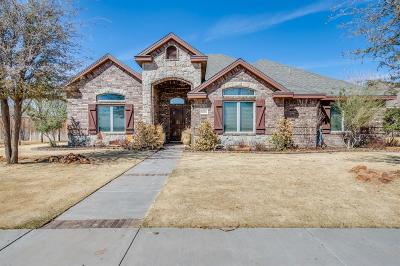 Lubbock Single Family Home For Sale: 6016 94th Street