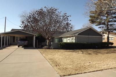 Lubbock Single Family Home For Sale: 5405 29th Street