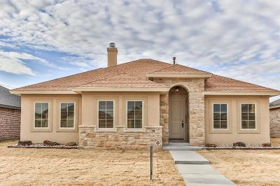 Lubbock Single Family Home Under Contract: 5227 Kemper Street