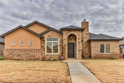Lubbock Single Family Home For Sale: 5234 Kemper Street