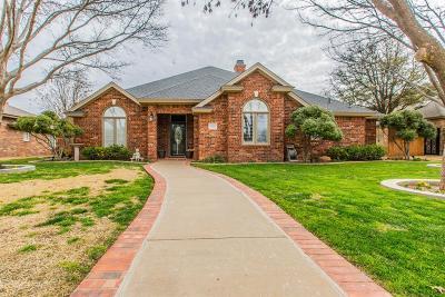 Lubbock Single Family Home For Sale: 9809 Utica Avenue
