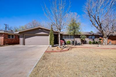 Lubbock Single Family Home For Sale: 5014 15th Street
