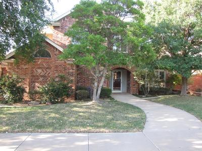 Lubbock Single Family Home For Sale: 3811 77th Street