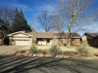 Lubbock Single Family Home For Sale: 3804 56th Street