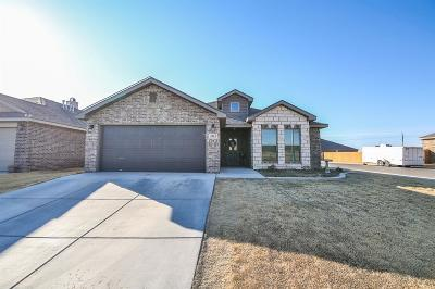 Lubbock Single Family Home For Sale: 3513 Ross Avenue