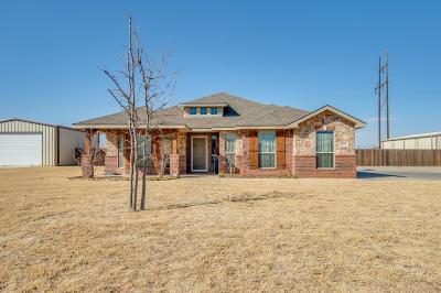 Lubbock Single Family Home For Sale: 6506 Lehigh Street