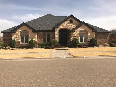 Lubbock Single Family Home Contingent: 9101 Huron Avenue