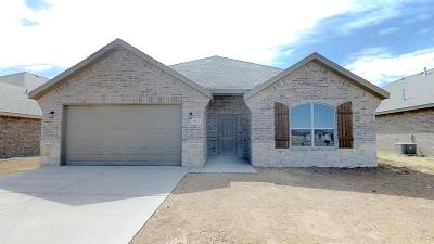 Lubbock Single Family Home Under Contract: 5213 Jarvis Street