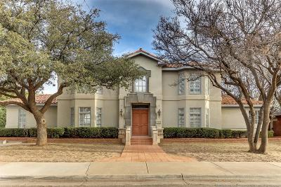Lubbock Single Family Home For Sale: 4804 91st Street