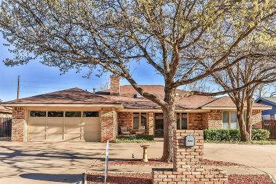 Lubbock TX Single Family Home For Sale: $247,500