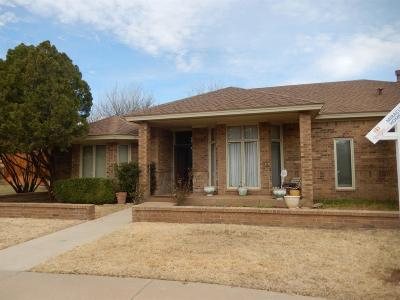 Lubbock TX Single Family Home For Sale: $225,000