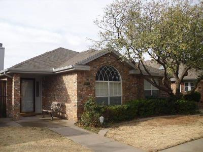 Lubbock TX Single Family Home For Sale: $164,950