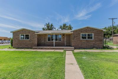 Wolfforth Single Family Home For Sale: 604 Cedar Street