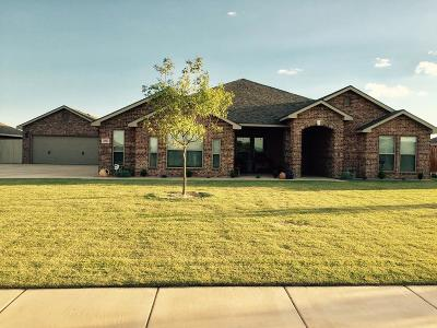 Lubbock Single Family Home For Sale: 3107 128th Street