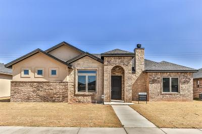 Lubbock Single Family Home For Sale: 5242 Marshall Street