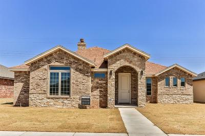 Lubbock Single Family Home For Sale: 5246 Marshall Street