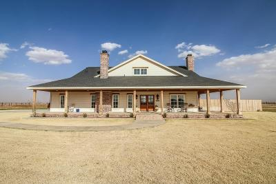 Shallowater Single Family Home For Sale: 5602 N County Road 1500