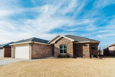 Lubbock Single Family Home For Sale: 5406 105th Street