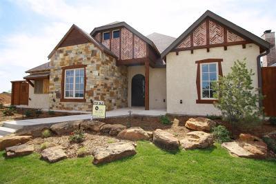Lubbock Garden Home For Sale: 11908 Vicksburg Avenue