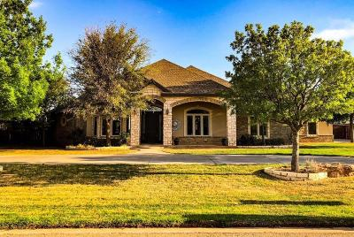 Lubbock Single Family Home For Sale: 6311 County Road 7470
