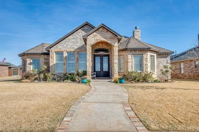 Lubbock Single Family Home For Sale: 3814 135th Street