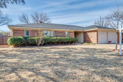 Lubbock Single Family Home For Sale: 4533 77th Street