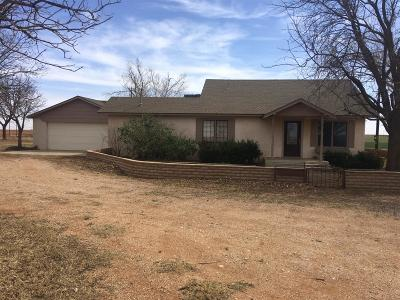 Lamesa TX Single Family Home For Sale: $235,000