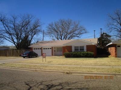 Single Family Home For Sale: 2128 65th Street