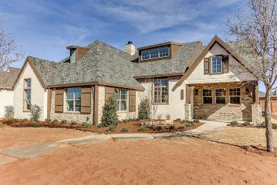 Lubbock Single Family Home For Sale: 6328 88th