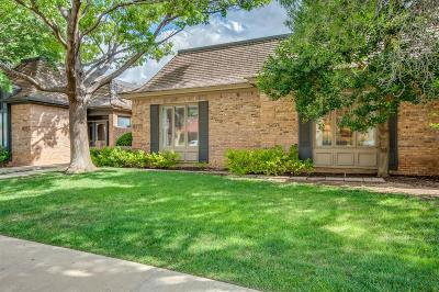 Lubbock Garden Home For Sale: 4915 94th Street