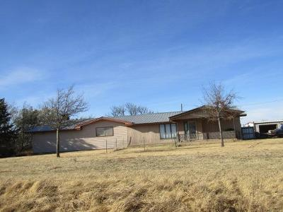 Littlefield Single Family Home Under Contract: 2471 N County Road 232