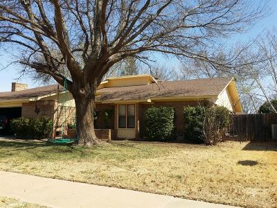 Single Family Home For Sale: 8207 Belmont Avenue