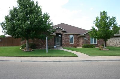Lubbock Single Family Home For Sale: 6028 84th Street