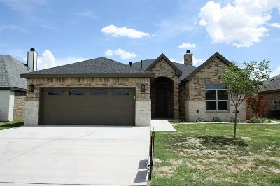 Lubbock Single Family Home For Sale: 6907 68th Street