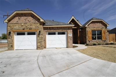 Lubbock Single Family Home For Sale: 6914 68th Street