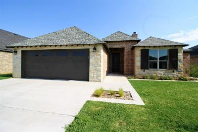 Lubbock Single Family Home For Sale: 6906 68th Street