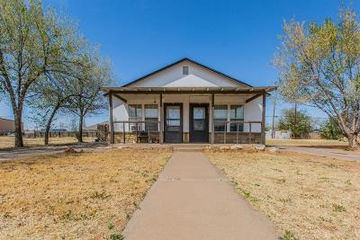Lubbock County Single Family Home For Sale: 530 44th Street