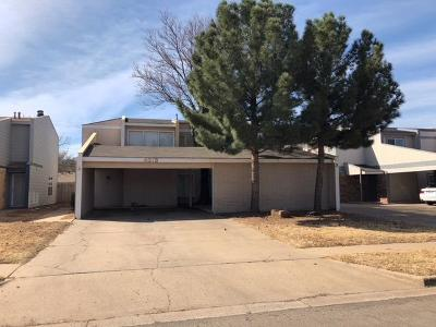 Lubbock Multi Family Home For Sale: 4313 53rd Street