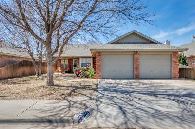 Lubbock Single Family Home For Sale: 206 Homestead Avenue