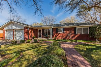 Lubbock Single Family Home For Sale: 3114 46th Street
