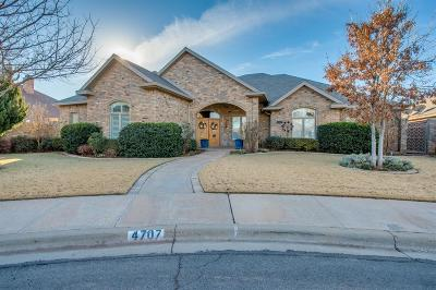 Lubbock Garden Home For Sale: 4707 102nd Street