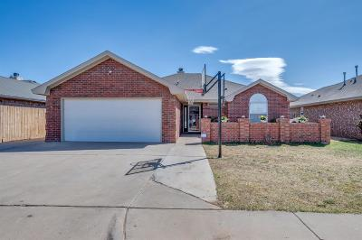Lubbock Single Family Home For Sale: 2325 96th Street