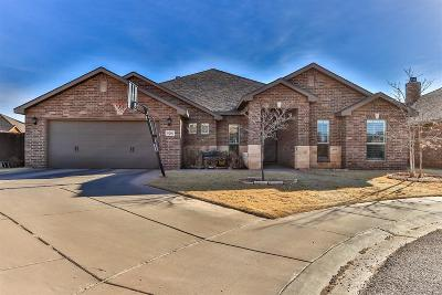 Lubbock Single Family Home For Sale: 9201 Turner Avenue