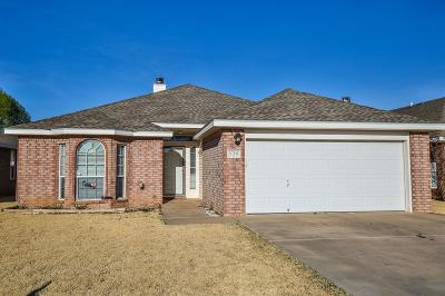 Lubbock Single Family Home For Sale: 529 N Kirby Avenue